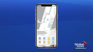 Apple maps adds indoor mapping feature